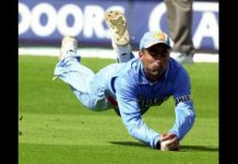 Mohammad Kaif Catch Natwest series 2002 England