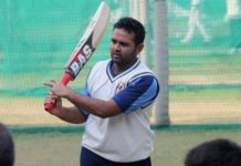 Parthiv Patel is back to the Indian Test Team